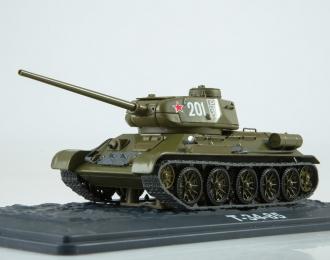 Т-34-85, Наши танки 41