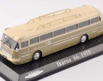 IKARUS 66 (1955), mustard / biege