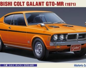 Сборная модель Mitsubishi Colt Galant GTO-MR 1971