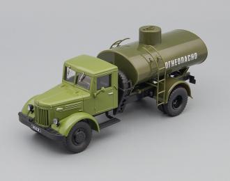 АЦ-8-200, Грузовики СССР 22, зеленый