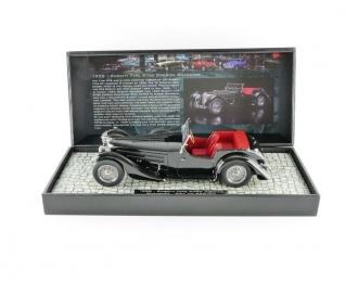 Bugatti Typ 57 C Corsica Roadster (black)
