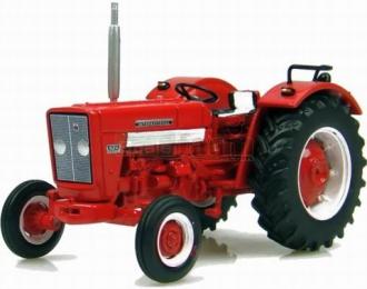 IH 624 трактор 1968, red