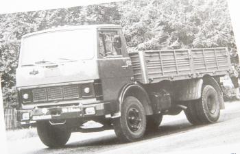 МАЗ-5337, Легендарные Грузовики СССР 4