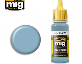 Краска акриловая FS35450 AIR SUPERIORITY синий
