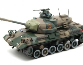 Type 61 (1993), Czolgi Swiata 15