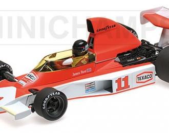MCLAREN FORD M23 - JAMES HUNT - SOUTH AFRICAN GP 1976