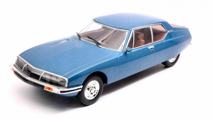 CITROEN SM 1970 Metallic Blue