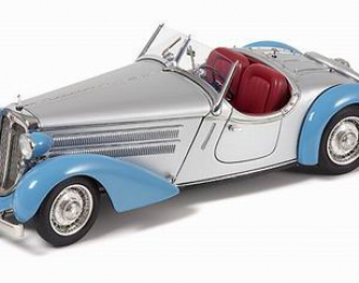 AUDI Front 225 Roadster  1935, blue silver