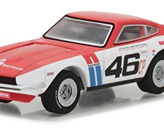 DATSUN 240Z #46 John Morton BrockRacing Enterprises 1970