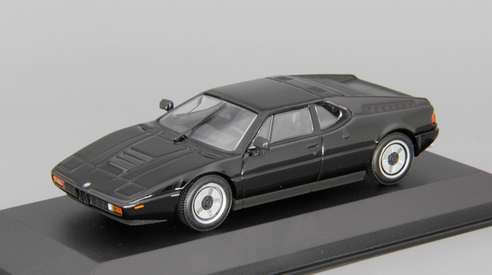 BMW M1 (1979), black