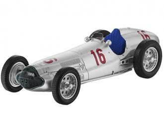 MERCEDES-BENZ W154 German GP Seaman (1938), silver