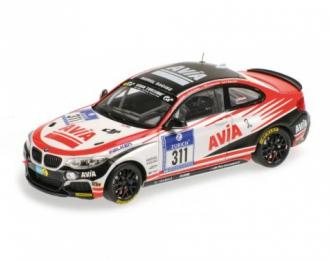 BMW M235I RACING - MATHOL E.V. AVIA RACING - SCHWERFELD/DUVE/SERRANO/BAECKER - 24H N'RING 2015