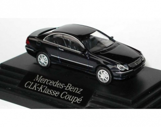 Mercedes-Benz CLK-klasse (C209) 2002 черный металлик