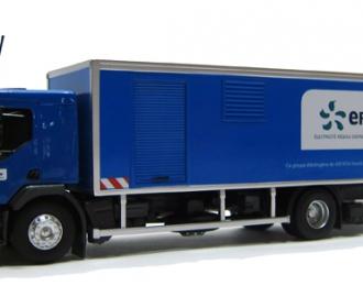 RENAULT Premium Distribution Camion Court Circuit (2015), blue