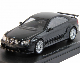 MERCEDES-BENZ CLK DTM AMG Coupe Street Version, black