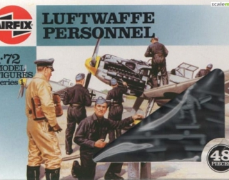 Фигурки Luftwaffe Personnel