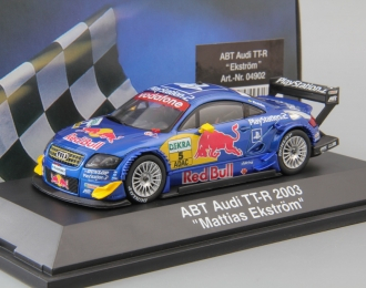 AUDI TT-R Team Red Bull Ekström DTM ABT #5 (2003), blue