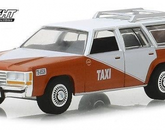 """FORD LTD Crown Victoria Wagon """"Tijuana Centro Mexico Taxi"""" 1988"""