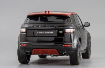 RANGE ROVER Evoque HSE Dynamic Lux, black