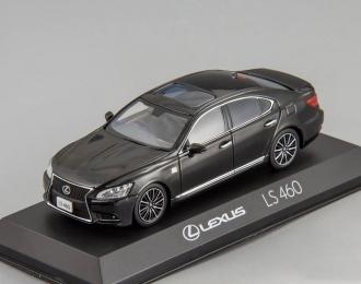 LEXUS LS460 F Sport, black