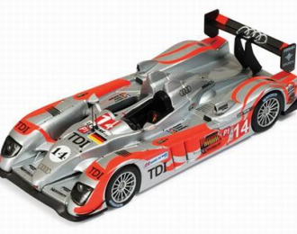 AUDI R10 TDi 14 Le Mans P1 (C.Boucht - S.Tucker - M.Rodrigues) 2010, red