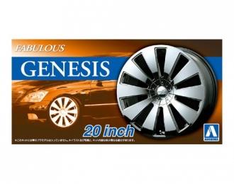 Набор дисков Fabulous Genesis 20inch