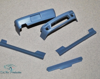 (ТрансКИТ) Комплект бамперов Rocket Bunny для Nissan Silvia S13 от Tamiya