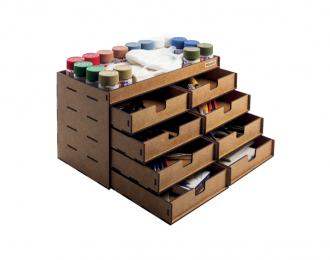 Модуль для хранения на 8 ящиков