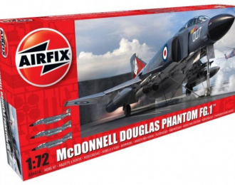 Сборная модель Самолет McDonnell Douglas FG.1 Phantom