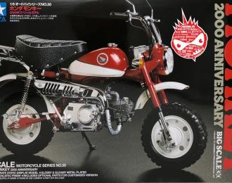 "Сборная модель Мотоцикл ""Honda Monkey 40th Anniversary"""