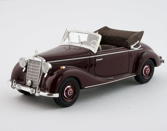 MERCEDES-BENZ 170S Cabriolet, brown
