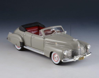 CADILLAC Series 62 Sedan Convertible (открытый) 1941 Light Grey