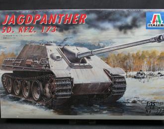Сборная модель Танк Jagdpanther Sd. Kfz. 173