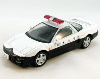 HONDA NSX, Полицейские Машины Мира 12, белый