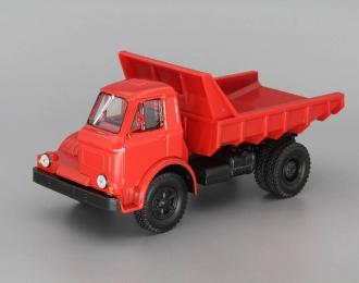 МАЗ-510 (1962) самосвал, красный