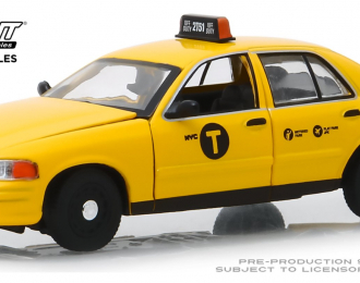 "FORD Crown Victoria ""NYC Taxi"" (такси Нью-Йорка) 2018"
