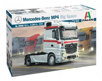 Сборная модель MERCEDES-BENZ MP4 BIG SPACE