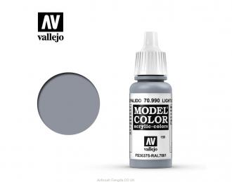 Краска акриловая `Model Color Серый светлый/Light grey