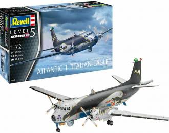 Сборная модель Патрульный самолет Breguet Atlantic 1 Italian Eagle