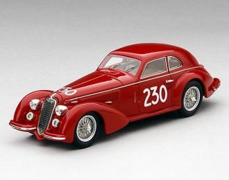 Alfa Romeo 8C 2900B Lungo #230 1947 Mille Miglia Winner