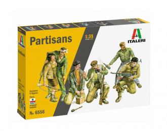 Сборная модель Солдаты Partisans