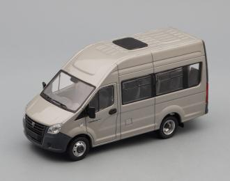 ГАЗель Next A65R22 пассажирская, серый