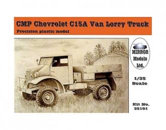 Сборная модель Канадский грузовой автомобиль CMP C15A Chevrolet