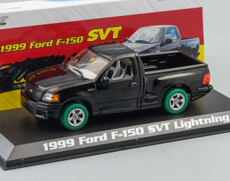 FORD F-150 SVT Lightning (1999), black (Greenlight!)
