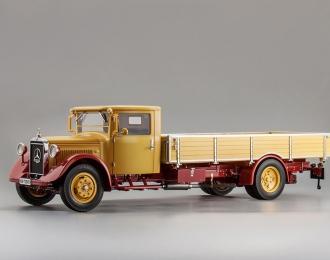 Mercedes-Benz LKW LO 2750 Platform Truck, 1933-1936