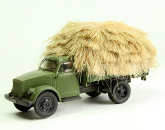 Сено в кузов Горький-51
