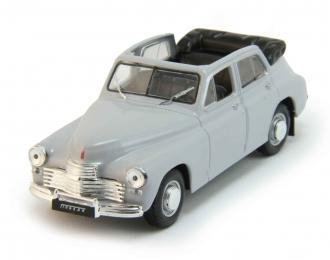Горький М20 кабриолет, Автолегенды СССР 23, серый
