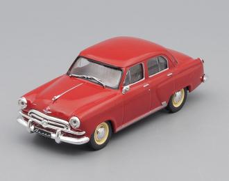 Горький М21, Автолегенды СССР 41, тёмно-красный