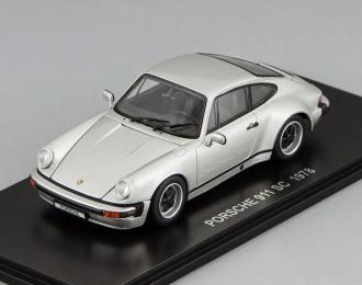 PORSCHE 911 SC, silver