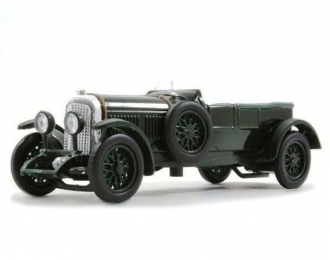 BENTLEY Speed Six (1926), Legendarne Samochody 52, зеленый